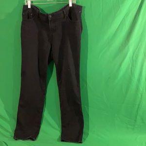 Source of wisdom sz 18 London skinny jeans